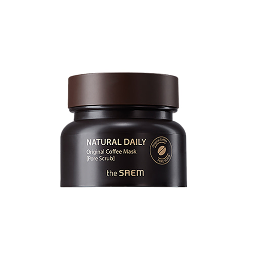 the SAEM Natural Daily Original Coffee Mask 100g