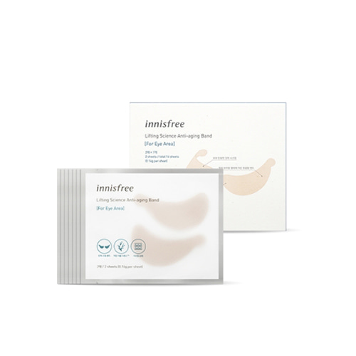 innisfree Lifting Science Anti-Aging Band (For Eye Area) 7ea
