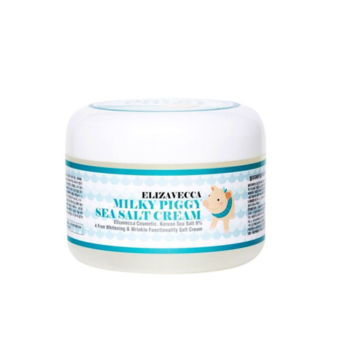 Elizavecca Milky Piggy Sea Salt Cream 100ml