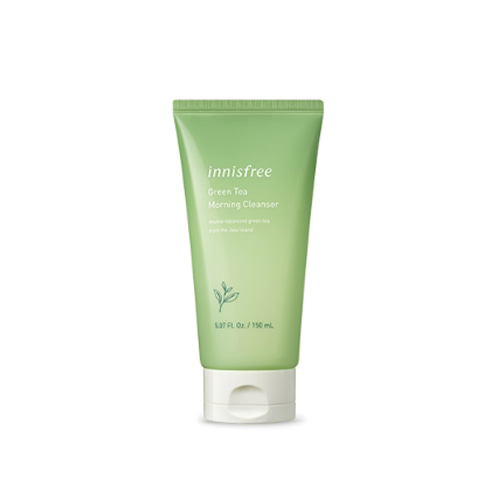 innisfree Green Tea Morning Cleanser 150ml