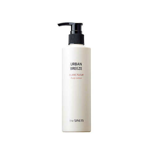 the SAEM Urban Breeze Body Lotion Blanc Fleur 250ml