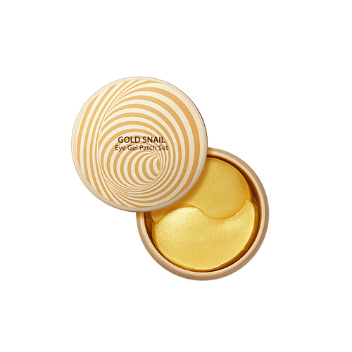 the SAEM Gold Snail Eye Gel Patch Set 60ea