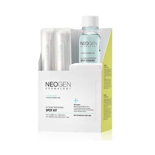 NEOGEN DERMALOGY A-CLEAR Soothing Spot Kit