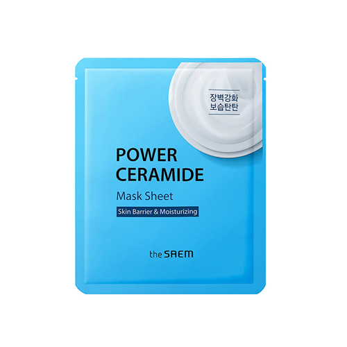 the SAEM Power Ceramide Mask Sheet