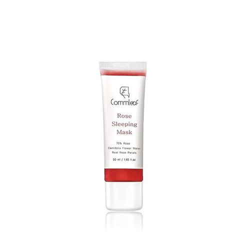 Commleaf Rose Sleeping Mask 50ml