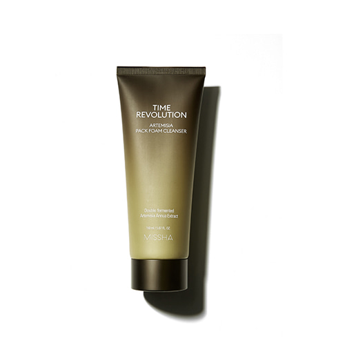 MISSHA Time Revolution Artemisa Pack Foam Cleanser 150ml