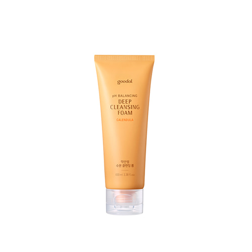 goodal Calendula pH Balancing Deep Cleansing Foam 100ml