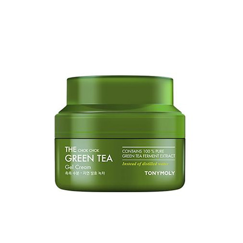 TONYMOLY The Chok Chok Green Tea Gel Cream 60ml