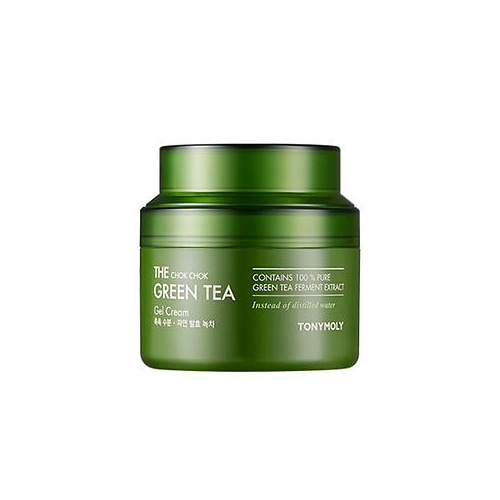 TONYMOLY The Chok Chok Green Tea Gel Cream 100ml