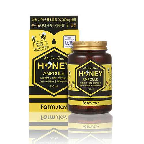 Farmstay All-In-One Honey Ampoule 250ml