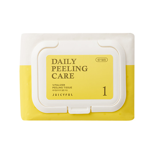 JUICYFUL Daily Vitalizer Vitamin Peeling Tissue 22ea