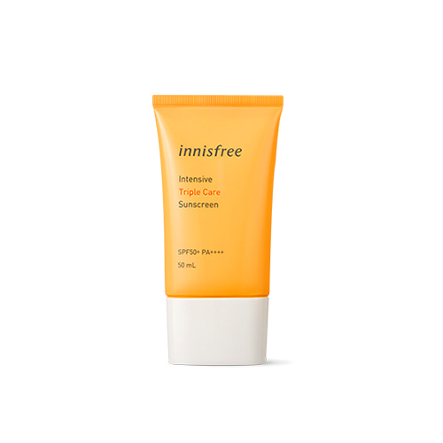 innisfree Intensive Triple Care Sunscreen SPF50+ PA++++ 50ml