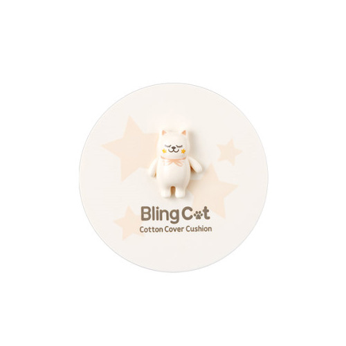 TONYMOLY Bling Cat Cotton Cover Cushion SPF50+ PA+++ 15g