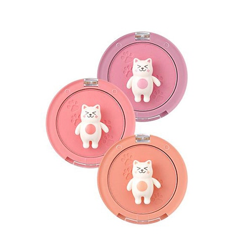 TONYMOLY Bling Cat Powder Cheek 6.5g