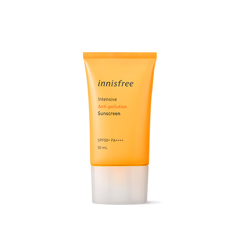 innisfree Intensive Anti Pollution Sunscreen SPF50+ PA++++ 50ml