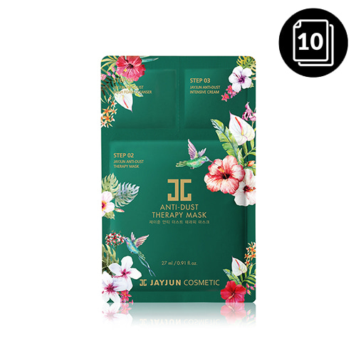 JAYJUN Anti-Dust Therapy Mask 10ea
