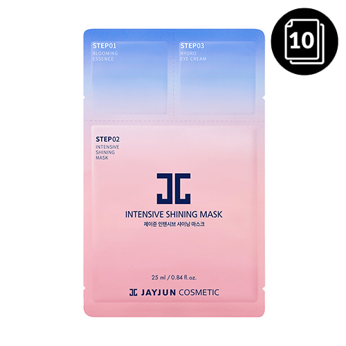 JAYJUN Intensive Shining Mask 10ea