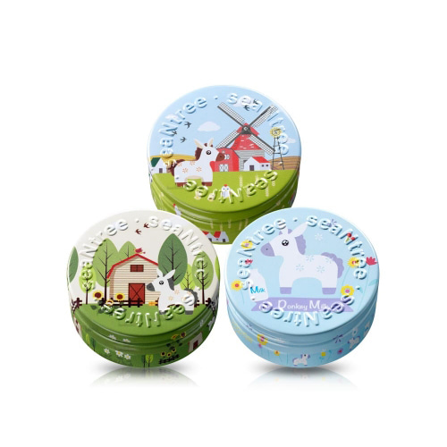seaNtree Donkey Milk Water Drop Cream 35g