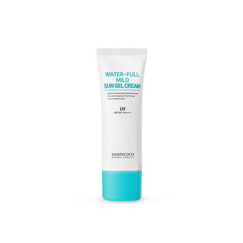 SWANICOCO Water-Full Mild Sun Gel Cream SPF50+ PA++++ 50ml