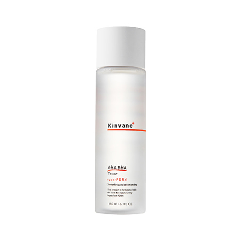 [TIME DEAL] Kinvane PDRN AHA BHA Toner 180ml