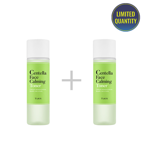 [1+1] TIAM Centella Face Calming Toner 180ml