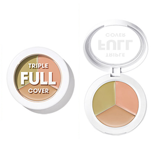 ACONCEPT Triple Full Cover Concealer 3.6g