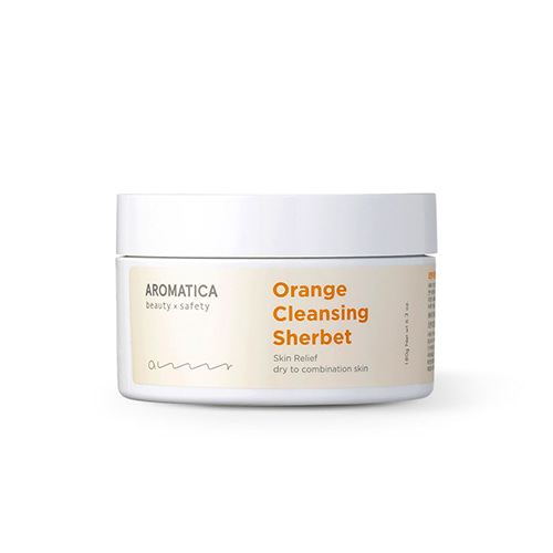 [Hidden] Aromatica Orange Cleansing Sherbet 180g