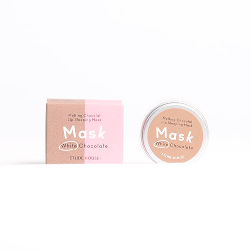 ETUDE HOUSE Melting Chocolate Lip Sleeping Mask White Chocolate 15g