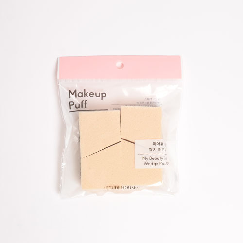 ETUDE HOUSE My beauty Tool Wedge Puff