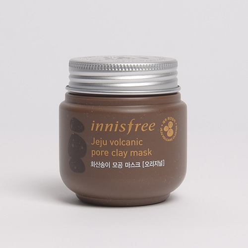 innisfree Jeju Volcanic Pore Clay Mask Original 100ml