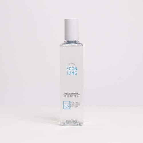 [TIME DEAL] ETUDE HOUSE Soon Jung pH 5.5 Relief Toner 180ml