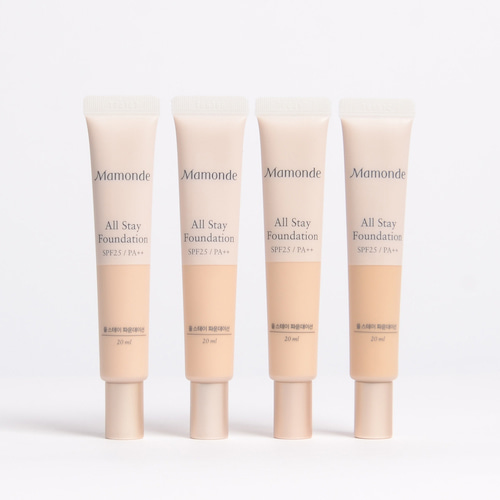 MAMONDE All Stay Foundation SPF25 PA+++ 20ml