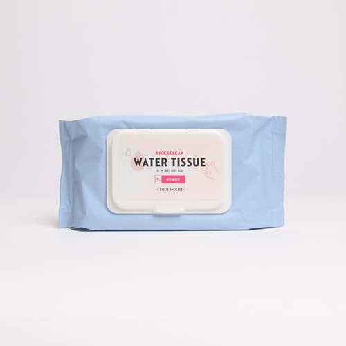 ETUDE HOUSE Pick&Clean Water Tissue 50ea