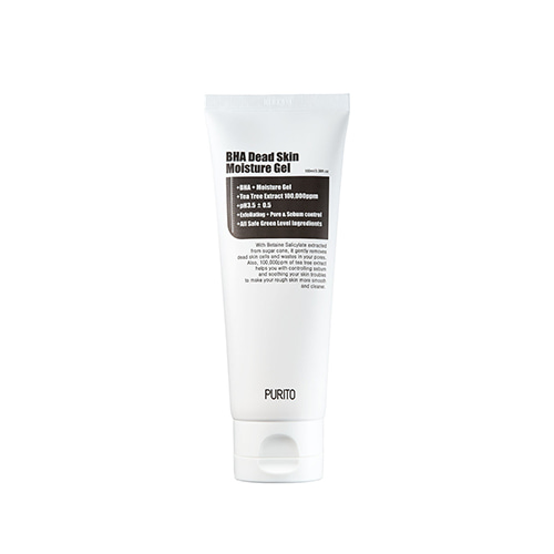 PURITO BHA Dead Skin Moisture Gel 100ml