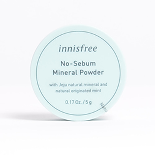 [TIME DEAL] innisfree No Sebum Mineral Powder 5g