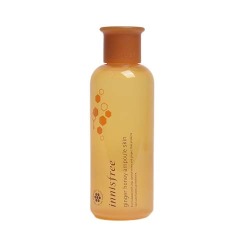 innisfree Ginger Honey Ampoule Skin 200ml