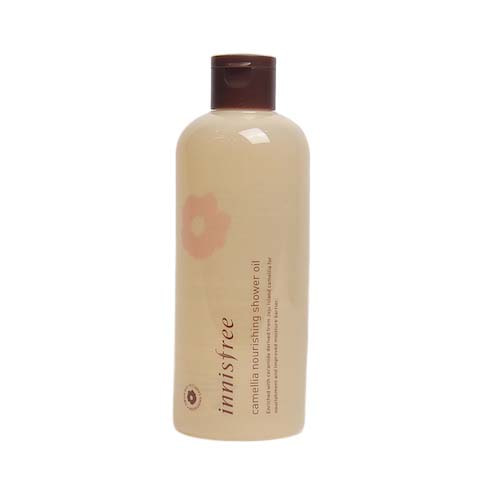 innisfree Camellia Nourishing Shower Oil 300ml