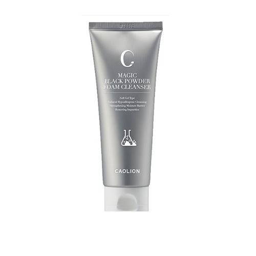 CAOLION Magic Black Powder Foam Cleanser 110ml