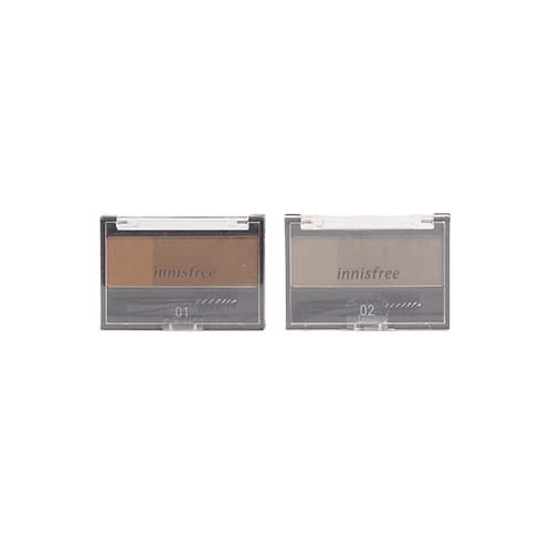 innisfree Twotone Eyebrow Kit 3.5g