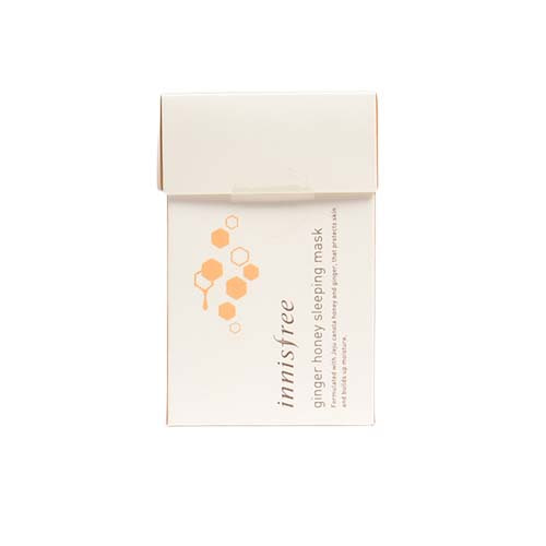 innisfree Ginger Honey Sleeping Mask 4ml * 15ea