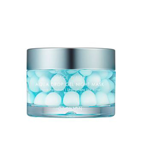 CAOLION PEACE WATER Aqua Drop Gel Night Mask 50g