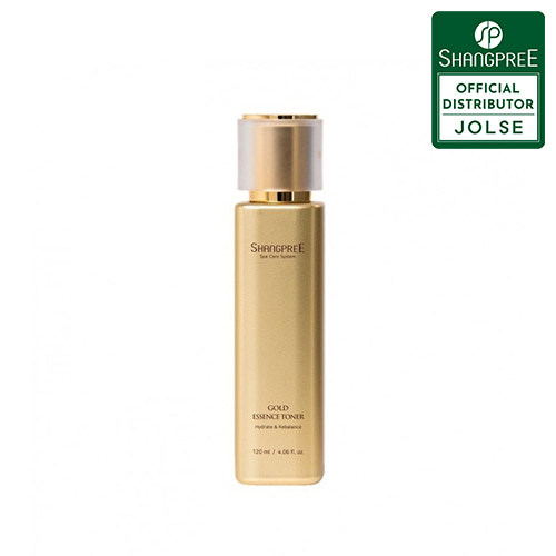 SHANGPREE Gold Essence Toner 120ml
