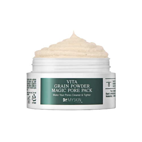 Dr.MYSKIN Vita Grain Powder Magic Pore Pack 100g