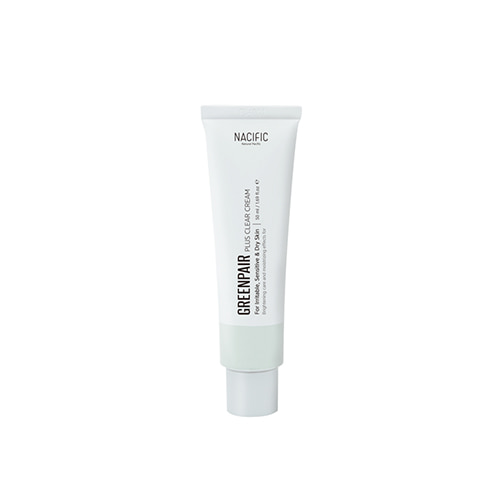 [TIME DEAL] NACIFIC Green Pair Plus Clear Cream 50ml