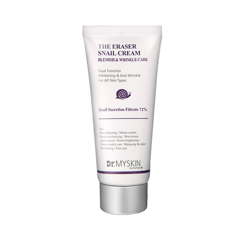 Dr.MYSKIN The Eraser Snail Cream 50ml