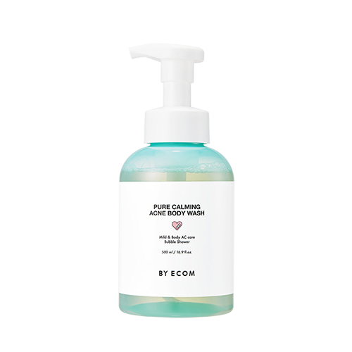 BY ECOM Pure Calming Acne Body Wash 500ml