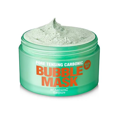 so natural Tensing Carbonic Bubble Pop Clay Mask 130g