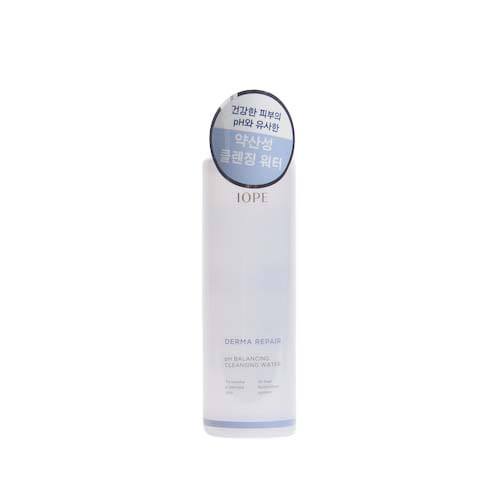 IOPE Derma Repair ph Balancing Cleansing Water 250ml