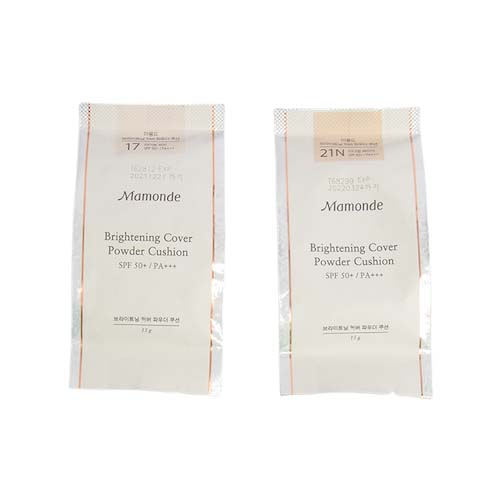 MAMONDE Brightening Cover Powder Cushion Refill 50+ PA+++ 15g
