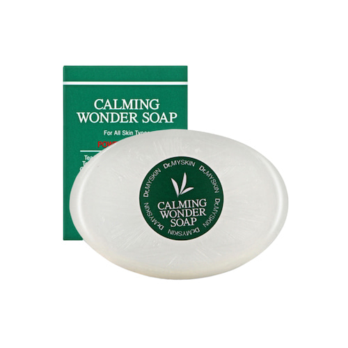 Dr.MYSKIN Calming Wonder Soap 100g